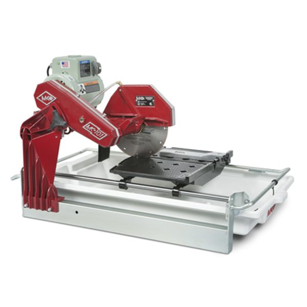 Portable Flooring Saw : Tile saw quot portable carl matthews equipment