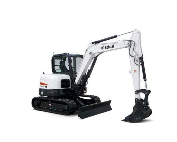 Excavator e45 10500 lbs carl matthews equipment excavator sciox Choice Image