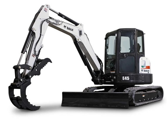Excavator e45 10500 lbs carl matthews equipment excavator e45 10500 lbs sciox Choice Image
